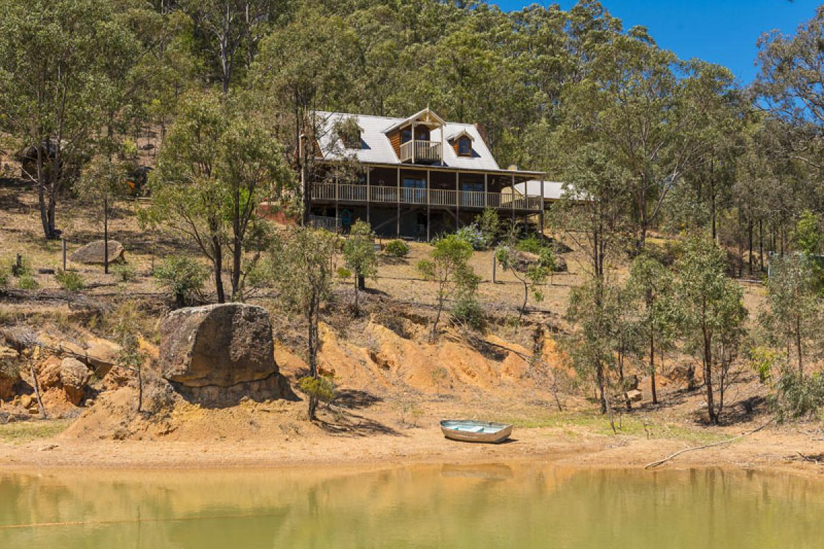 Hunter Valley Accommodation - Cants Cottage - Broke - Exterior