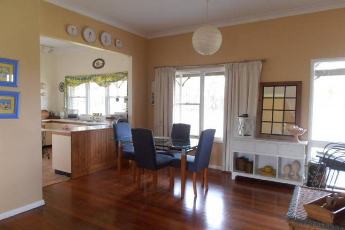 Hunter Valley Accommodation - Colette Cottage - Pokolbin - Dining