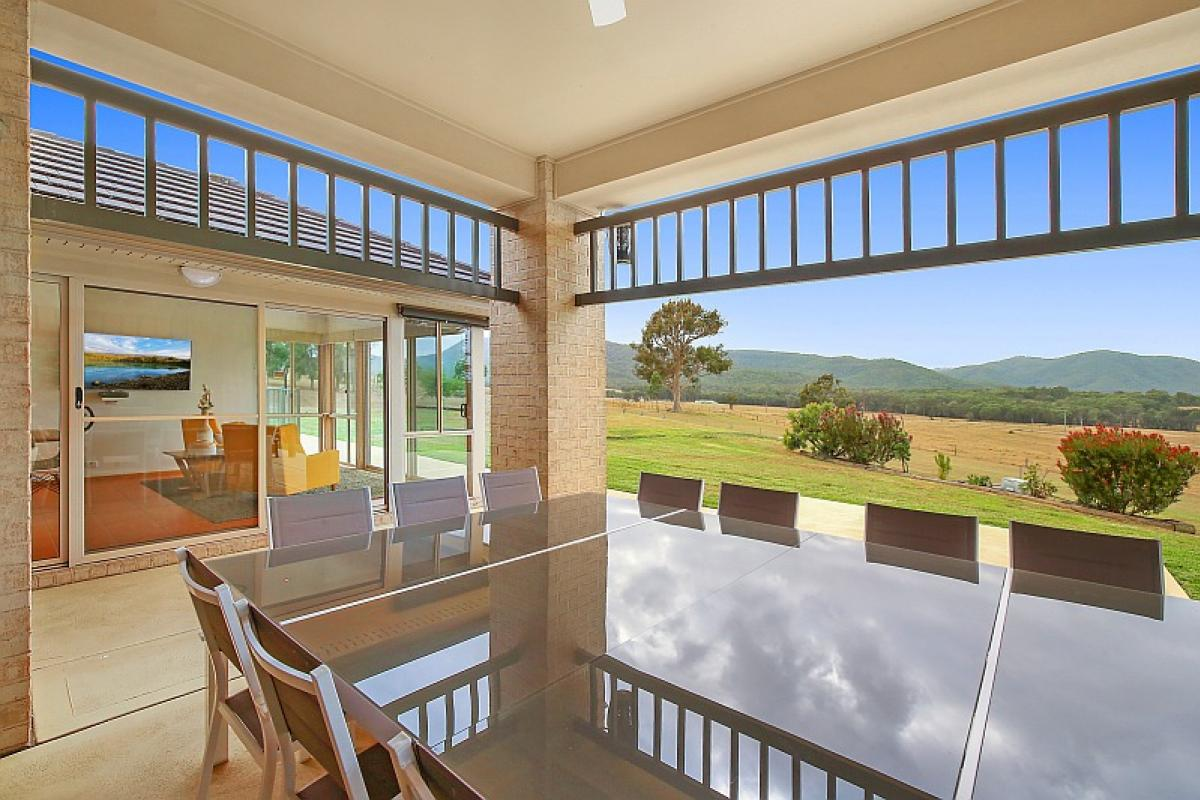 Hunter Valley Accommodation - Hillbrook Estate - Elderslie - Exterior