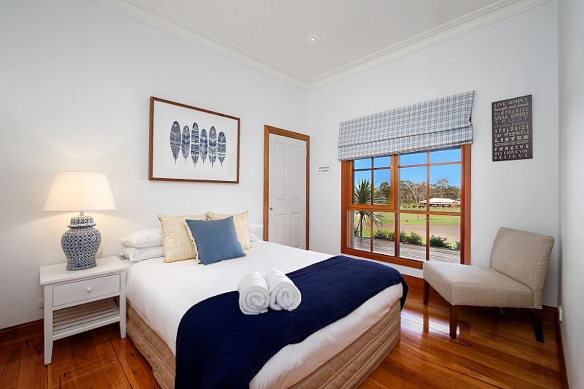 Hunter Valley Accommodation - Stonegate - Nulkaba - Bedroom