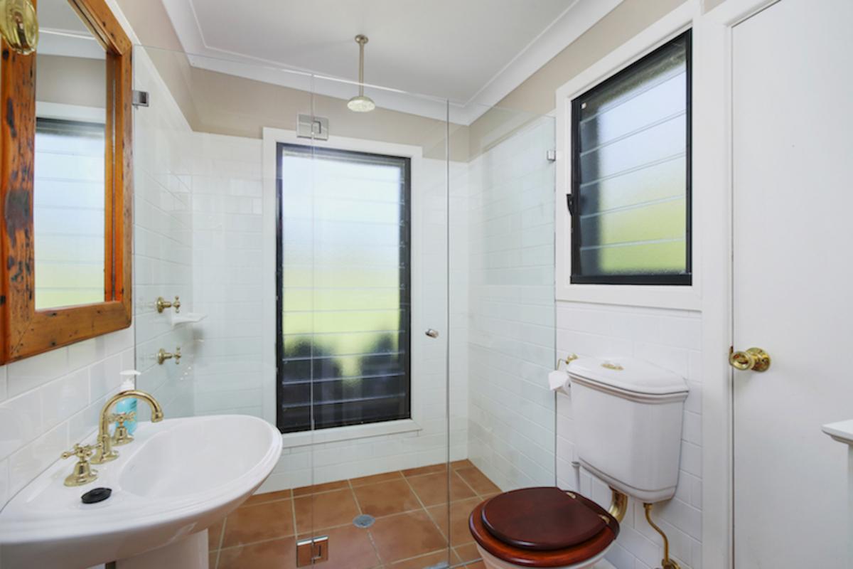 Hunter Valley Accommodation - The Glen - Wollombi - Bathroom