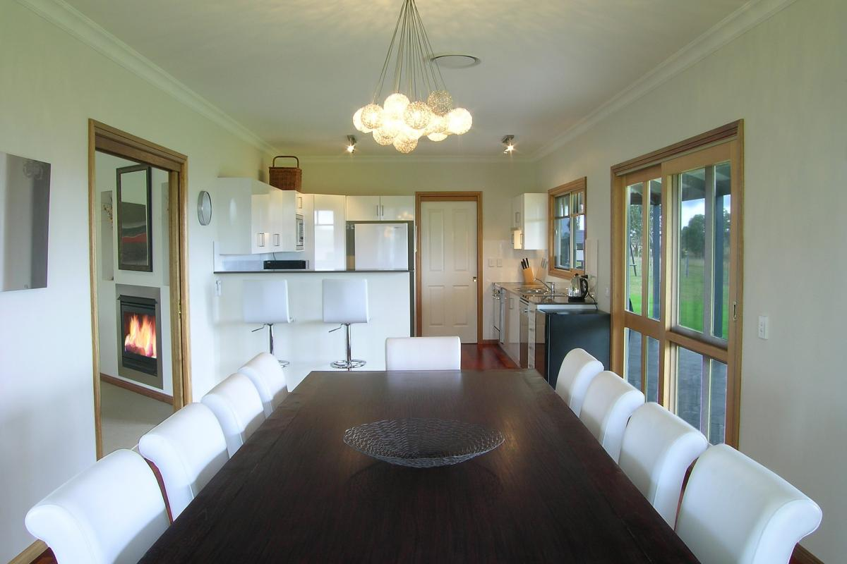 Hunter Valley Accommodation - Kinsale Cottage - Pokolbin - Dining