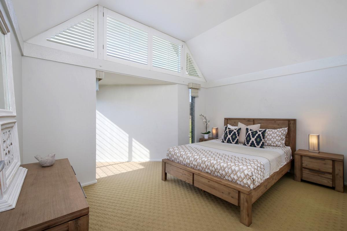 Hunter Valley Accommodation - Ironbark Hill Retreat - Pokolbin - Bedroom