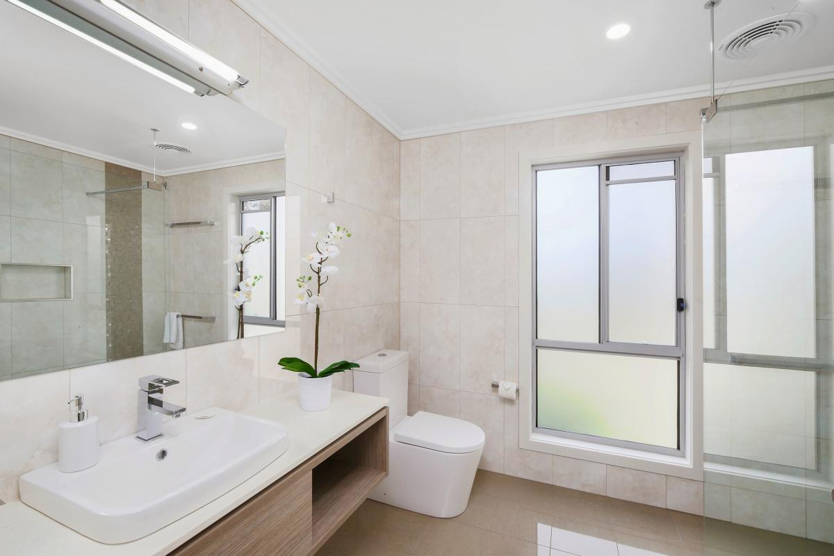 Hunter Valley Accommodation - Ironbark Villas - Pokolbin - Bathroom