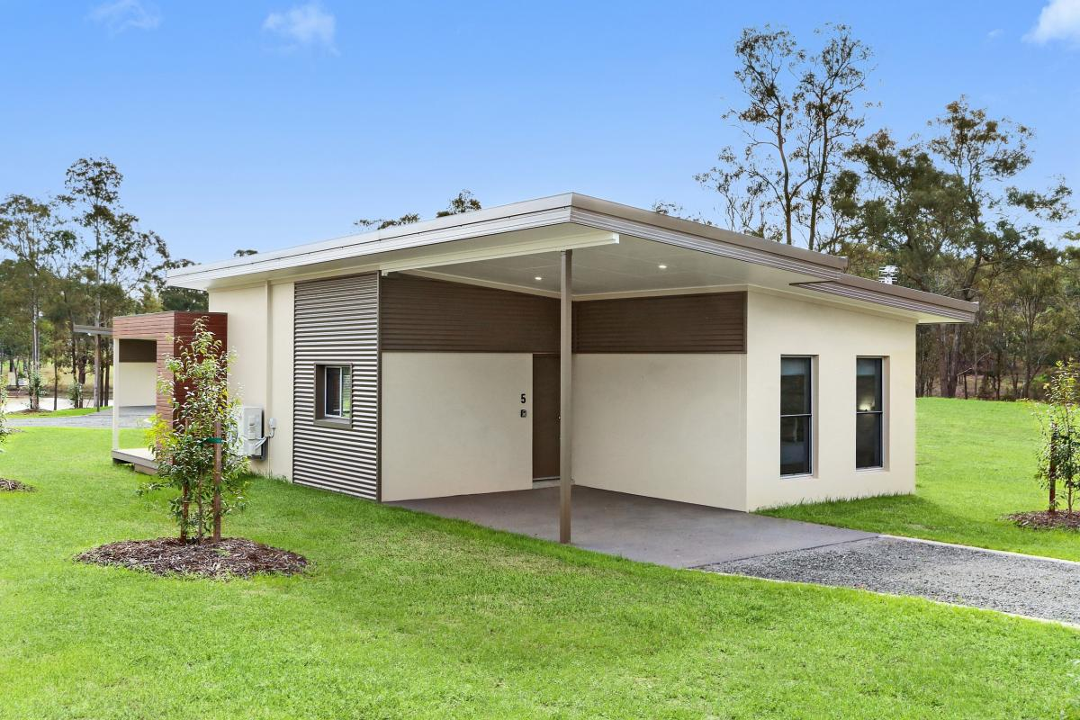 Hunter Valley Accommodation - Ironbark Villas - Pokolbin - Exterior