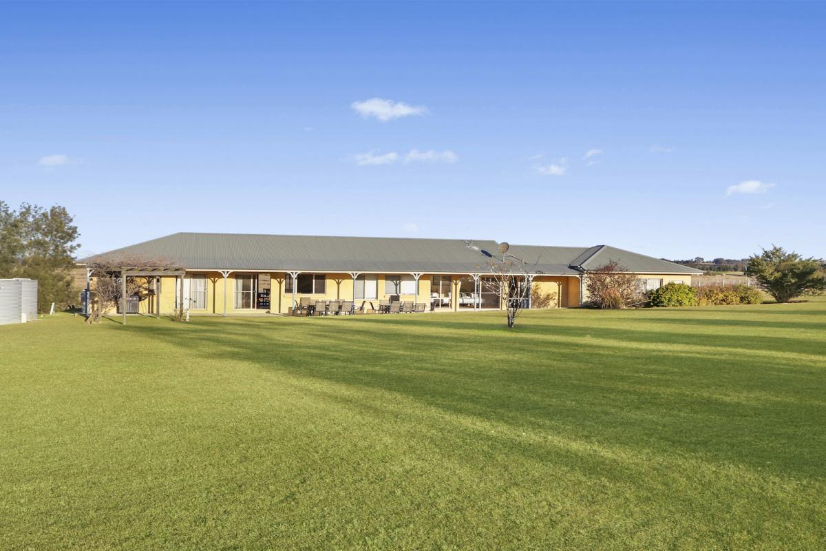 Hunter Valley Accommodation - Windsors Edge Residence & Homestead - Pokolbin - Exterior