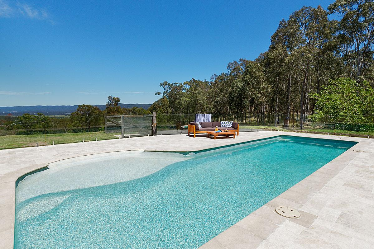 Hunter Valley Accommodation - Alphawood - Mount View - Swimming Pool