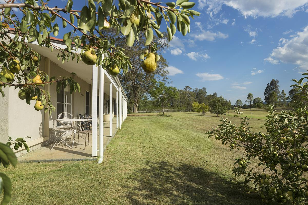 Hunter Valley Accommodation - Hillcrest House - Pokolbin - all