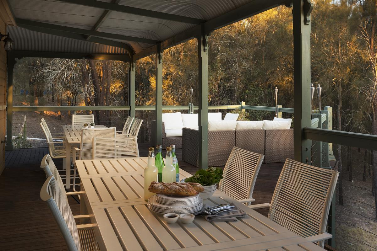 Hunter Valley Accommodation - Wine Country Lodge - Pokolbin - all