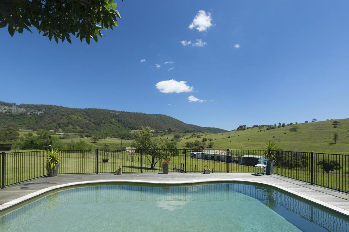 Hunter Valley Accommodation - Tharah - Mount View - Swimming Pool