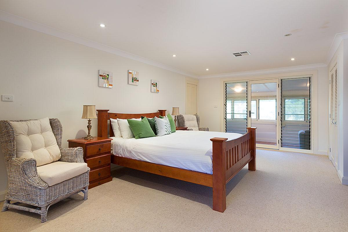 Hunter Valley Accommodation - Capercaillie House - Lovedale - all
