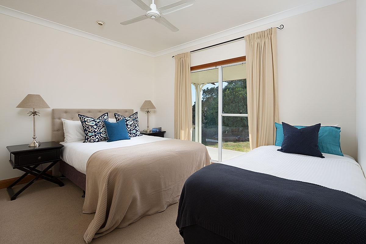 Hunter Valley Accommodation - Windsors Edge Residence & Homestead - Pokolbin - all