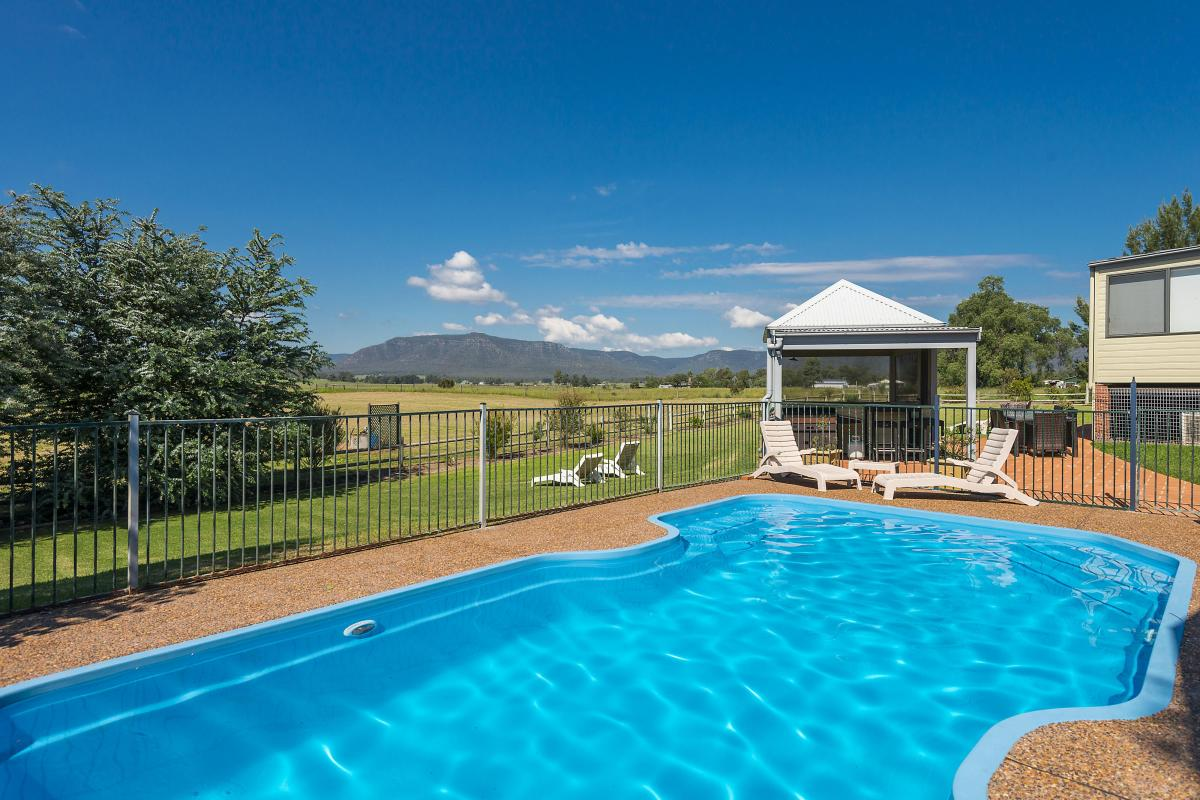 Hunter Valley Accommodation - Maranda Country Estate - Broke - all