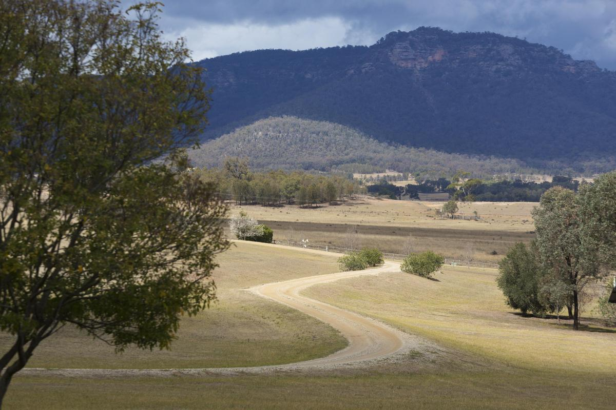 Hunter Valley Accommodation - Binbilla Vineyard Estate - Broke - all