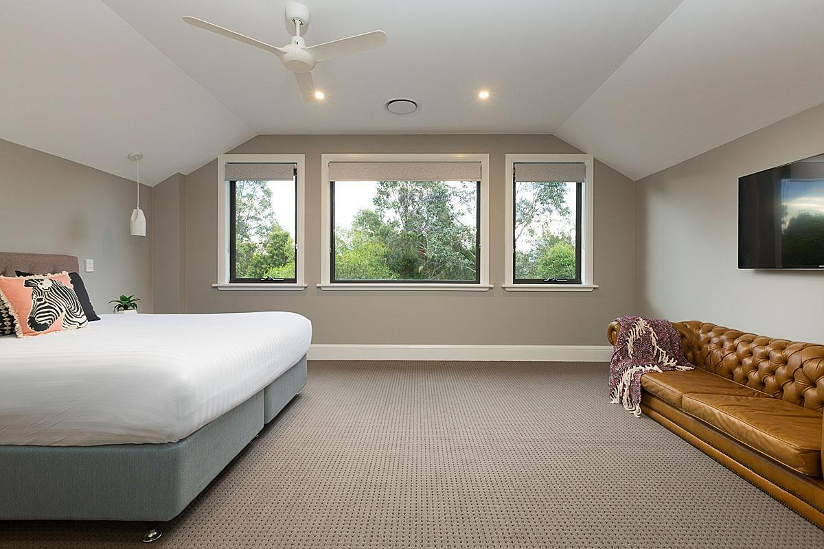 Hunter Valley Accommodation - Gramercy on Barnhill - Rothbury - all