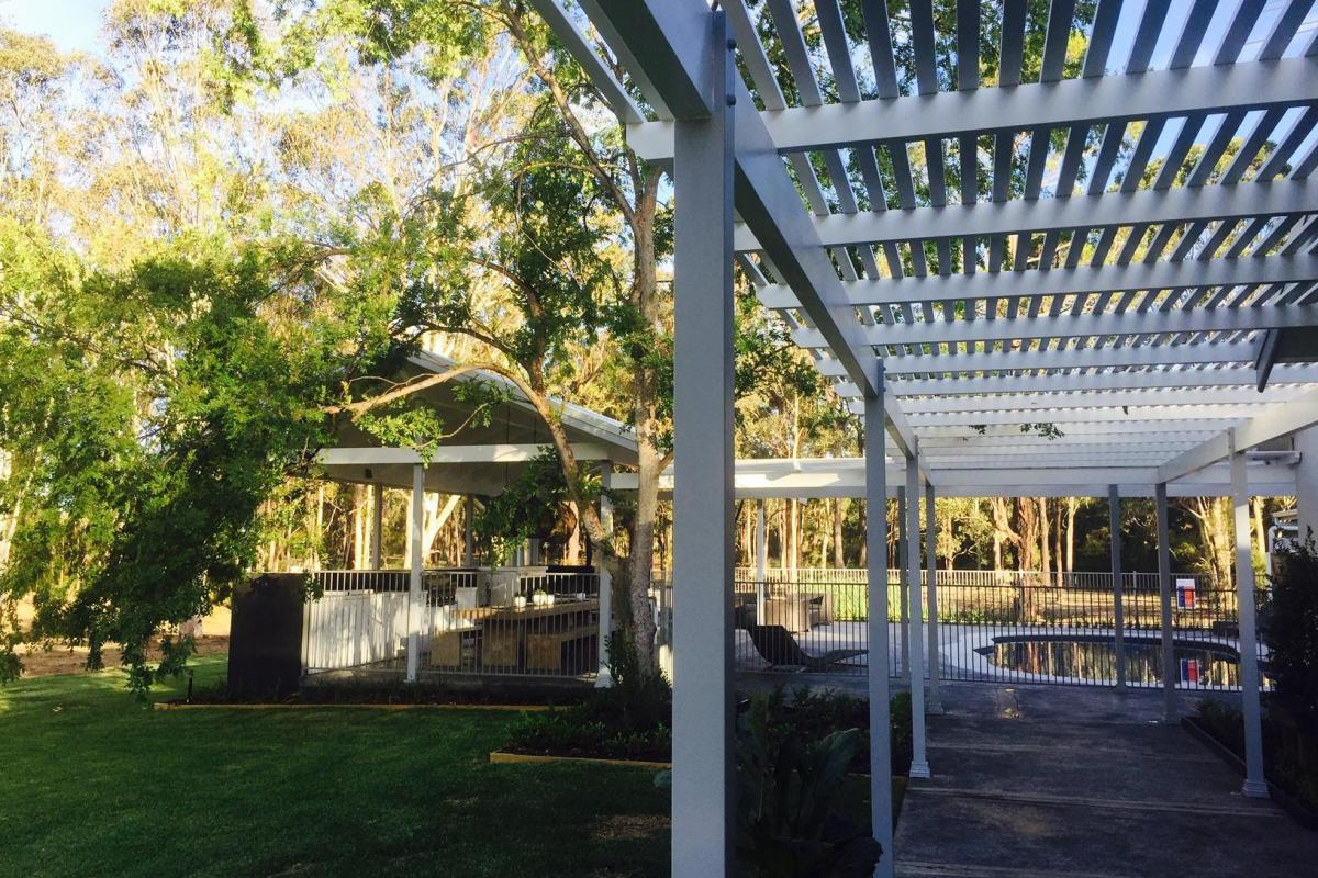 Hunter Valley Accommodation - Whitevale Estate - Lovedale - Gardens