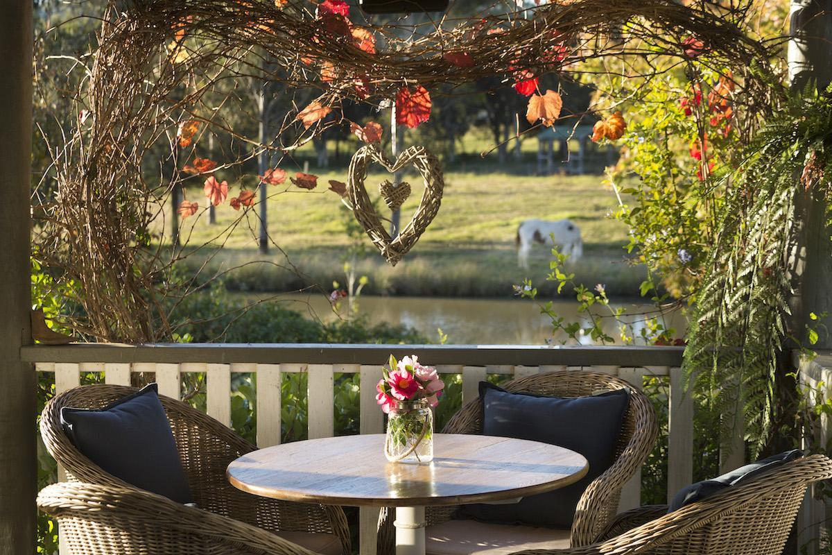 Hunter Valley Accommodation - Millfield Homestead - Millfield - Outdoor Dining