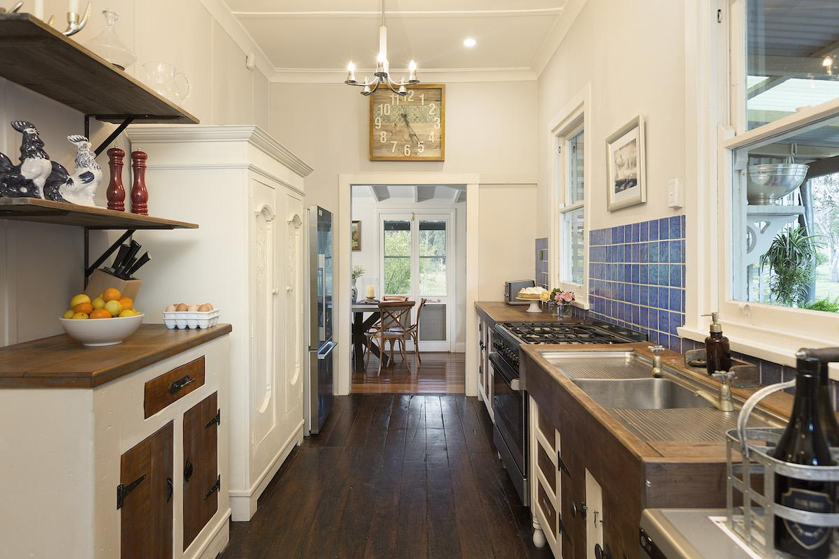 Hunter Valley Accommodation - Millfield Homestead - Millfield - Kitchen