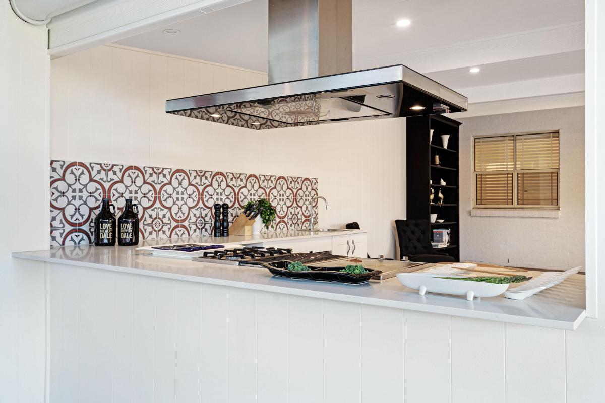 Hunter Valley Accommodation - Glengarrie Park - Pokolbin Hunter Valley - Kitchen
