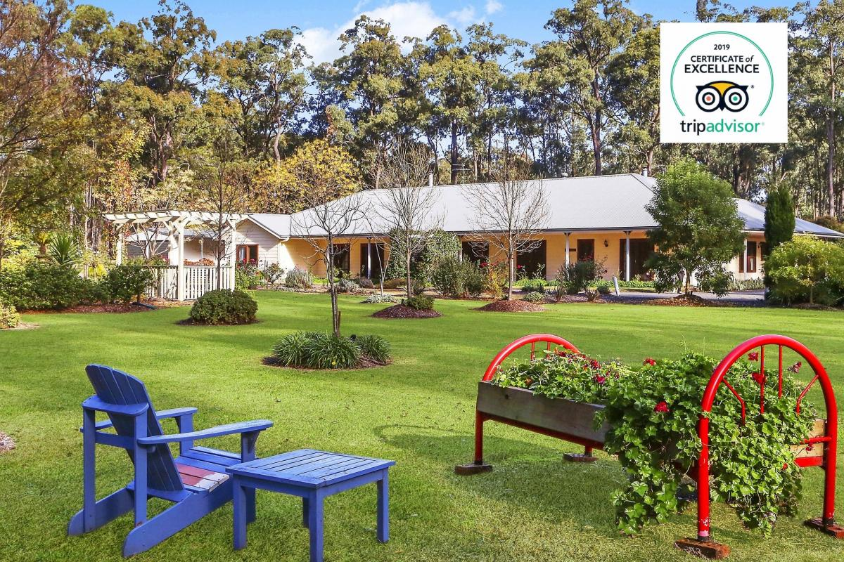 Hunter Valley Accommodation - Rosedale Estate - Lovedale - Exterior