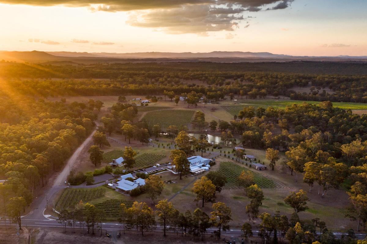 Hunter Valley Accommodation - Ironbark Villas - Pokolbin - all