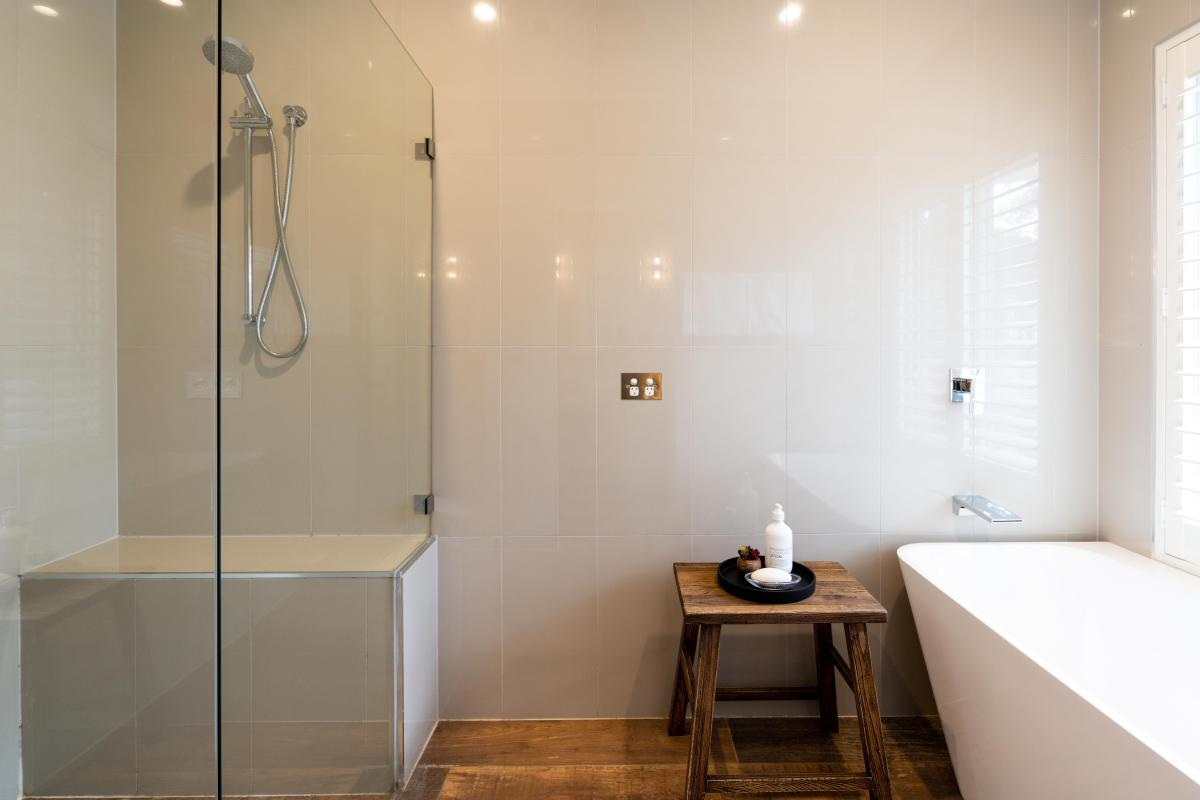 Hunter Valley Accommodation - Allawah Estate - Lovedale Hunter Valley - Bathroom