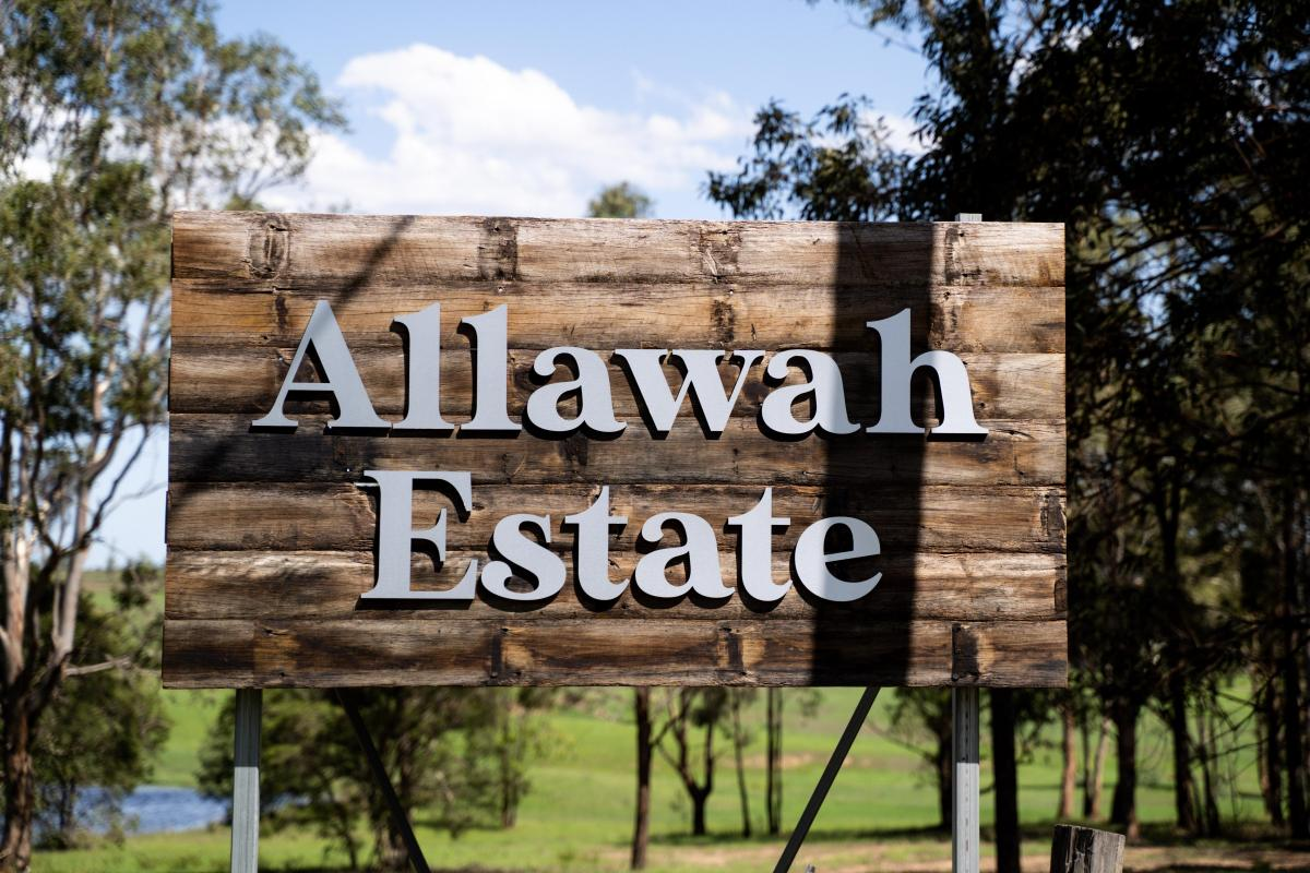 Hunter Valley Accommodation - Allawah Estate - Lovedale Hunter Valley - Exterior