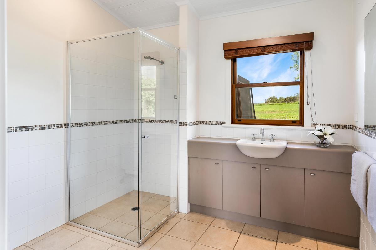 Hunter Valley Accommodation - Arenridge - Broke - Bathroom
