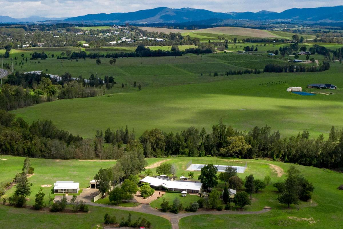 Hunter Valley Accommodation - Greenacres at Pokolbin - Rothbury - Exterior