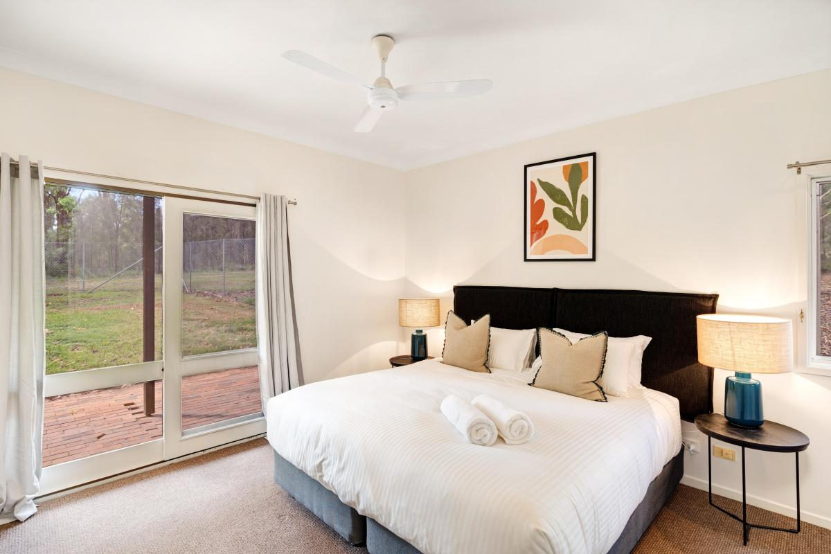 Hunter Valley Accommodation - Winemakers House at De Iuliis - all