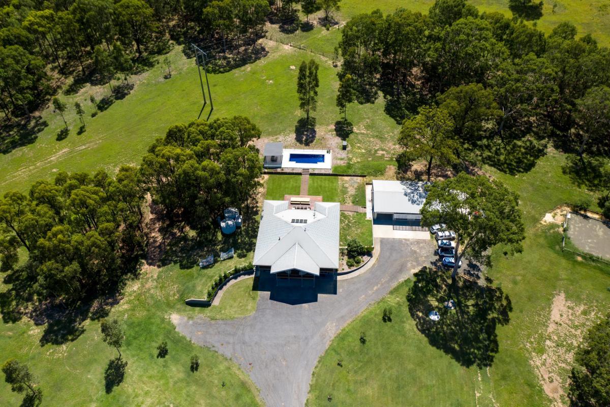 Hunter Valley Accommodation - Allawah Estate 7 Bedrooms - Lovedale Hunter Valley - all