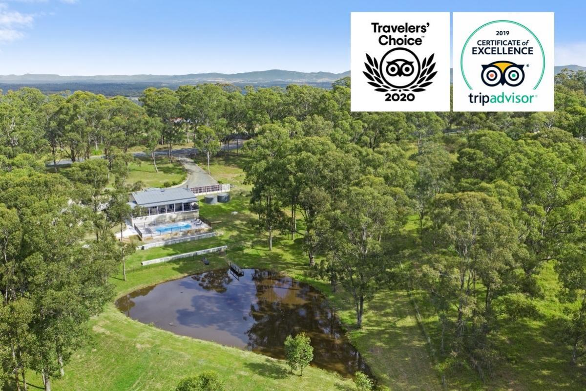 Hunter Valley Accommodation - Dolina - Lovedale - Exterior