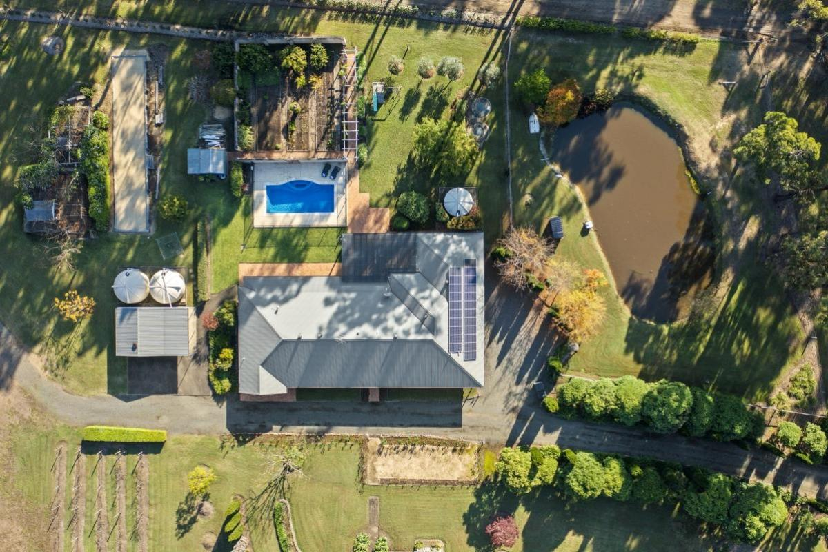 Hunter Valley Accommodation - Rosedale Estate - Lovedale - all