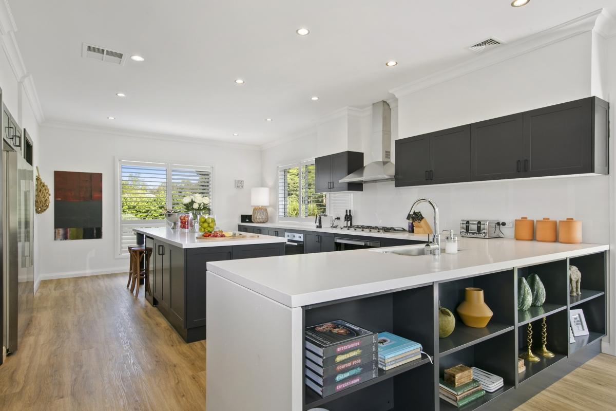 Hunter Valley Accommodation - Hollyford House - Pokolbin - all