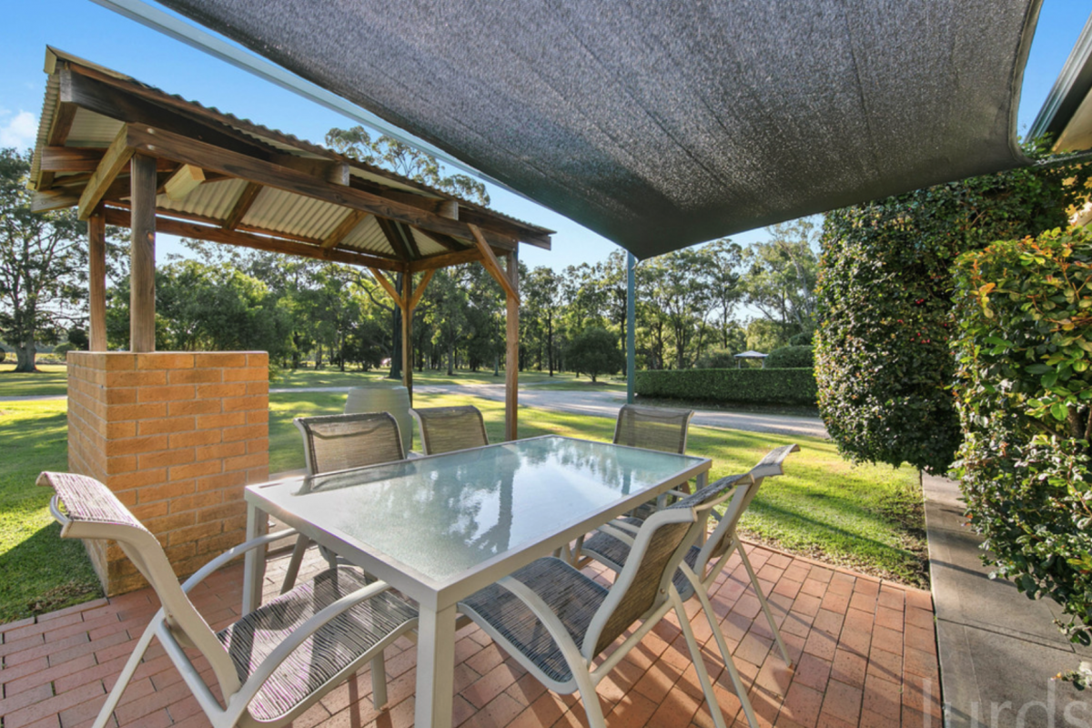 Hunter Valley Accommodation - Lilly Pilly Cottage at The Grange - Rothbury - Bedroom