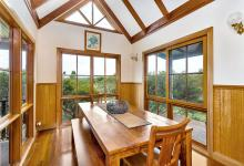 Hunter Valley Accommodation - Ballaview - Lovedale - Dining