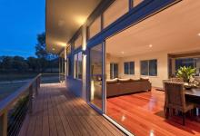 Hunter Valley Accommodation - Blue Cliff Retreat - Pokolbin - Exterior