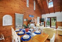 Hunter Valley Accommodation - Cants Cottage - Broke - Dining