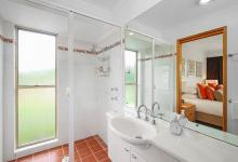 Hunter Valley Accommodation - Hillbrook Estate - Elderslie - Bathroom
