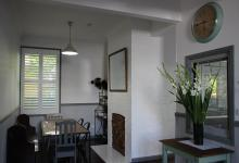 Hunter Valley Accommodation - Hunter Cottage - Branxton - Dining
