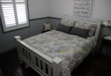 Hunter Valley Accommodation - Hunter Cottage - Branxton - Bedroom