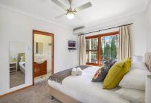 Hunter Valley Accommodation - Rosedale Estate - Lovedale - Bedroom