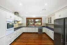 Hunter Valley Accommodation - Rosedale Estate - Lovedale - Kitchen