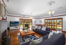 Hunter Valley Accommodation - Stonegate - Nulkaba - Living Room