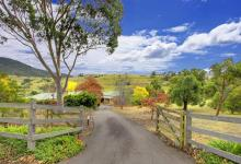 Hunter Valley Accommodation - Tharah - Mount View - Exterior