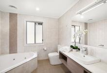 Hunter Valley Accommodation - Ironbark Villa 1 - Pokolbin - Bathroom