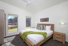 Hunter Valley Accommodation - Ironbark Villa 4 - Pokolbin - Bedroom