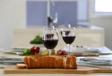 Hunter Valley Accommodation - Ironbark Villas - Pokolbin - Dining