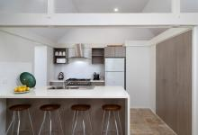 Hunter Valley Accommodation - Ironbark Hill Estate - Pokolbin - Kitchen