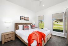 Hunter Valley Accommodation - Ironbark Hill Estate - Pokolbin - Bedroom